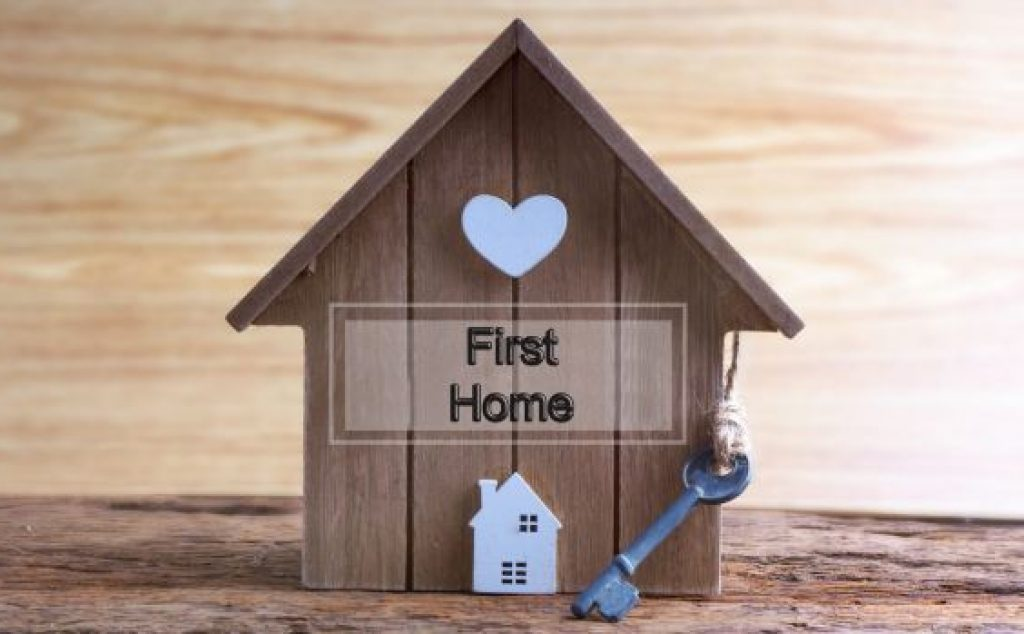 getting first home loan